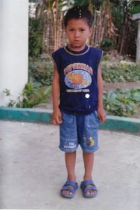 Rod age 5