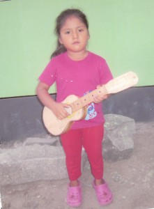 Fabiana age 5