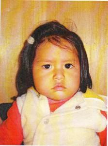 Fabiana Age 1