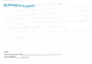Letter rod 2
