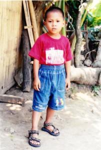 Rod Aged 5